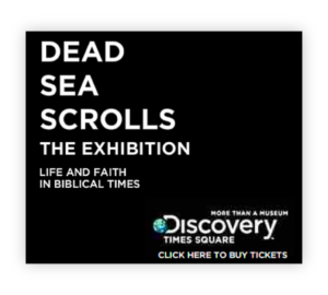 This advert from Discovery has a hard to find CTA - it blends in with the rest of the text and is hard to see.